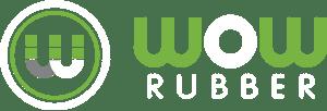 WOWRubber Logo Transparent